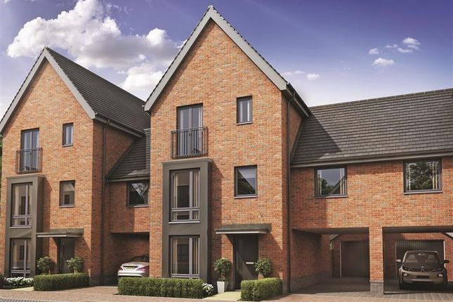 Thumbnail Town house for sale in Whitmore Drive Off Via Urbis Romanae, Colchester