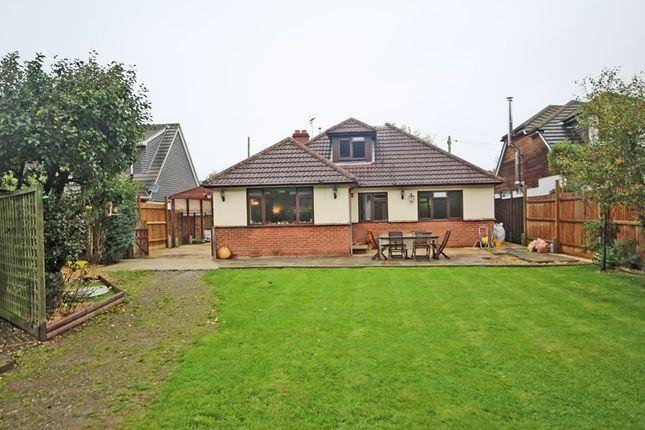 Thumbnail Property for sale in Dudley Avenue, Hordle, Lymington