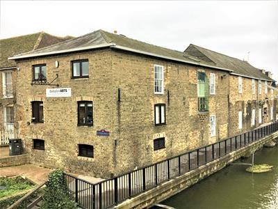 Thumbnail Office to let in The Babylon Gallery, Babylon Bridge, First Floor, Waterside, Ely, Cambridgeshire