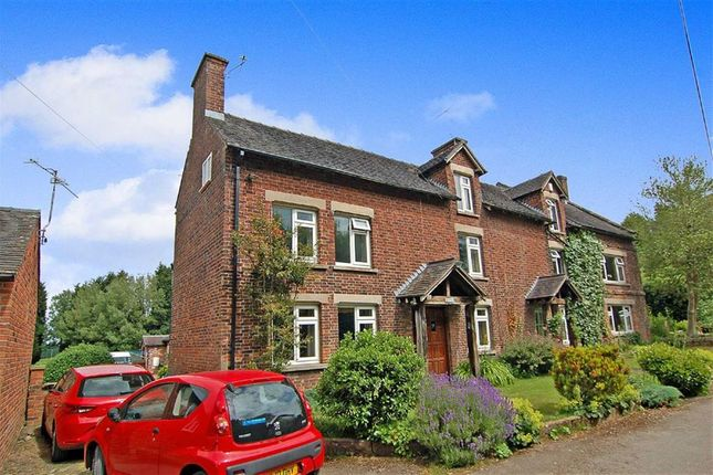 Thumbnail Cottage for sale in Westbourne Mews, Sandy Lane, Congleton