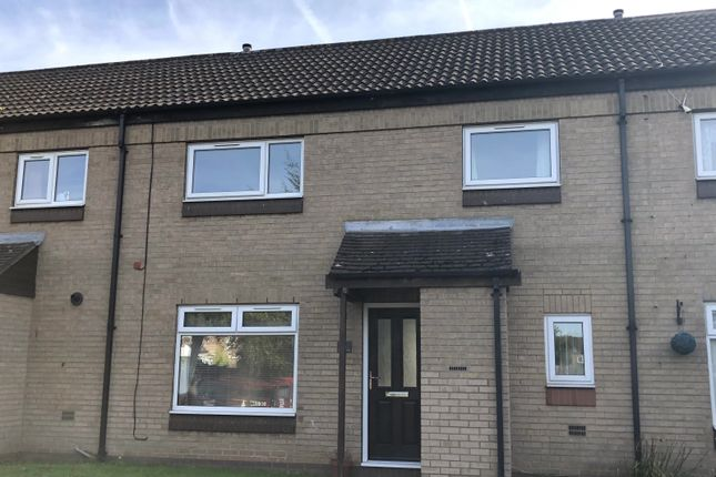 Thumbnail Terraced house to rent in Eastwood Court, Scunthorpe