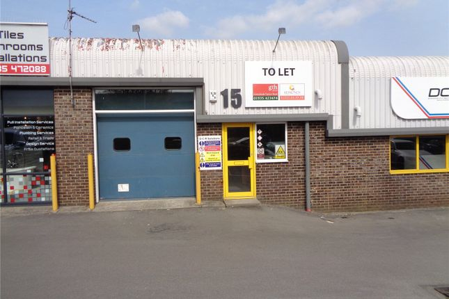 Thumbnail Light industrial to let in Venture 20, Brympton Way, Yeovil, Somerset