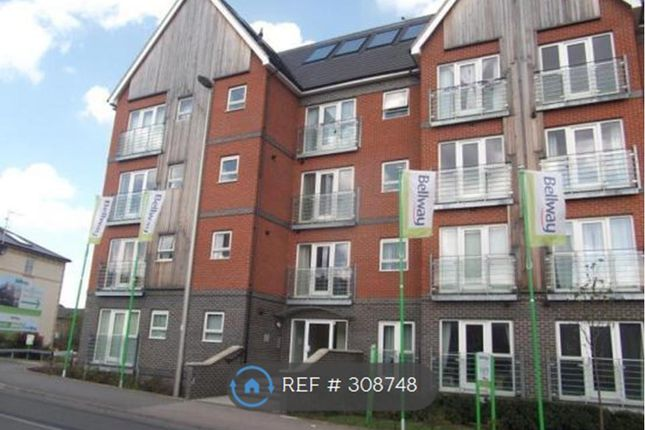 Thumbnail Flat to rent in Watling Street, Bletchley