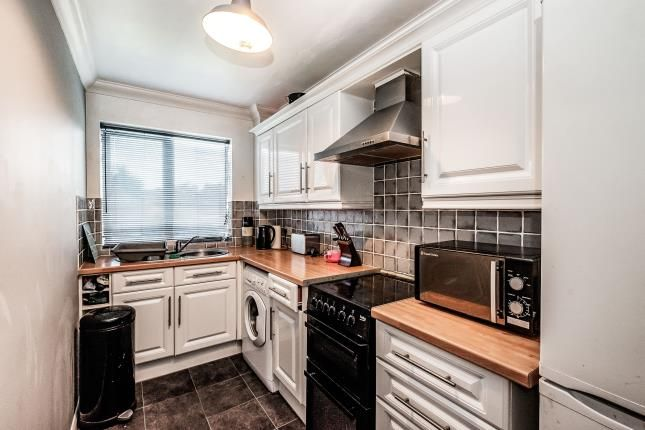 Kitchen of Western Lodge, Cokeham Road, Sompting, West Sussex BN15