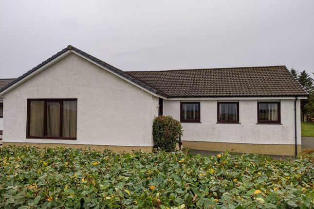Thumbnail Detached bungalow for sale in 2 Herebost, Dunvegan