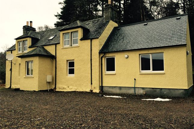 Thumbnail Detached house to rent in Gardeners Cottage, Gordonbush, Brora, Highland