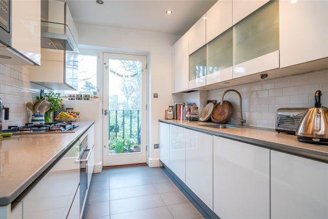 Kitchen of Southgate Road, London N1