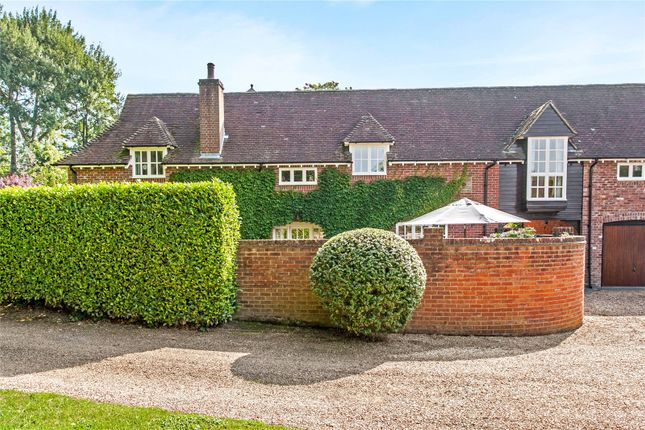 Thumbnail Mews house for sale in The Stables, Shawford, Winchester, Hampshire