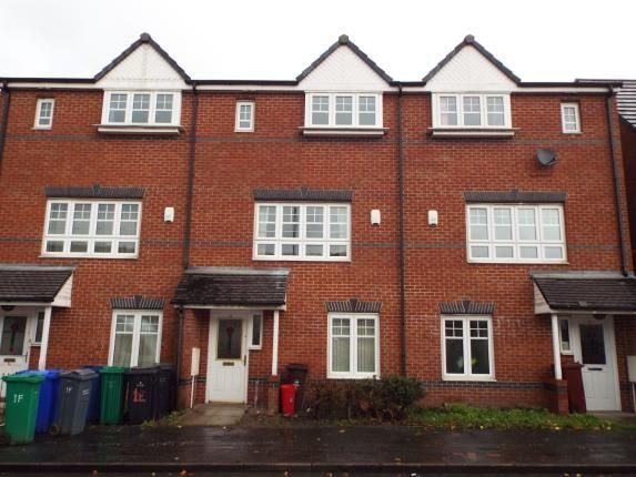 4 bed terraced house for sale in Queens Road, Cheetwood, Manchester, Greater Manchester