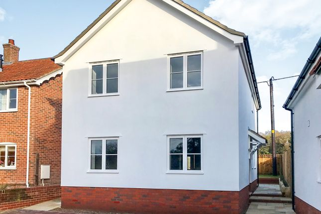 Thumbnail Detached house for sale in School Hill, Nacton, Ipswich
