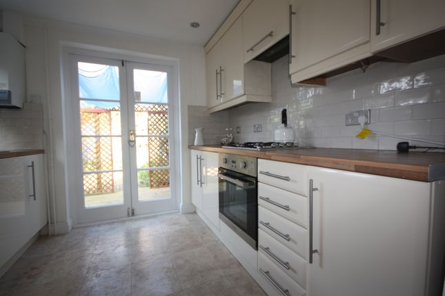Thumbnail Terraced house to rent in Beverley Cottages, London