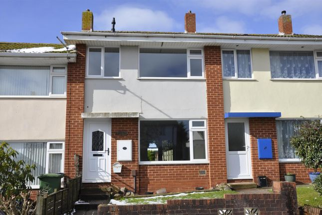Thumbnail Terraced house to rent in Chancel Lane, Pinhoe, Exeter