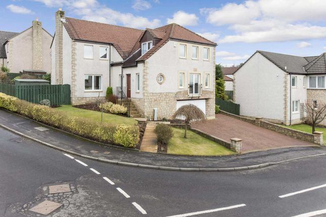 Thumbnail Detached house for sale in 16 The Heathery, Dunfermline