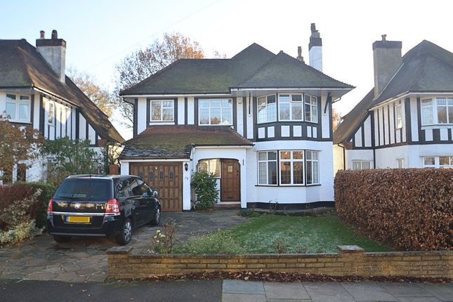 Thumbnail Detached house for sale in Kingsway, Petts Wood, Orpington