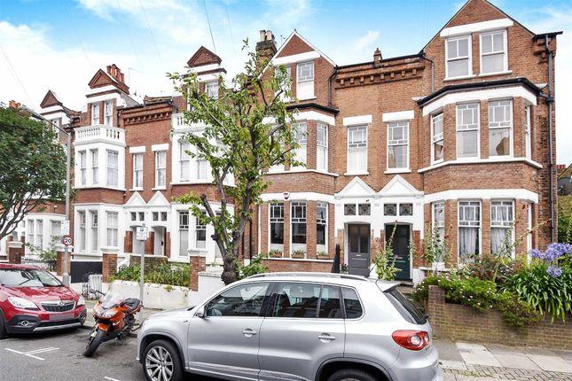 Thumbnail Flat for sale in Garfield Road, London