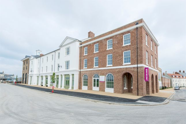 Thumbnail Flat for sale in Crown Square, Poudbury, Dorchester