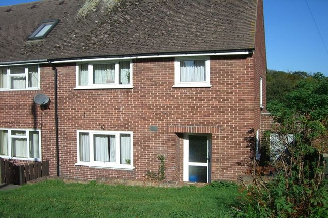 Thumbnail Semi-detached house to rent in Fivefields Road, Winchester