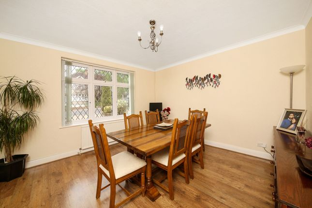Dining Room of The Grove, West Wickham BR4