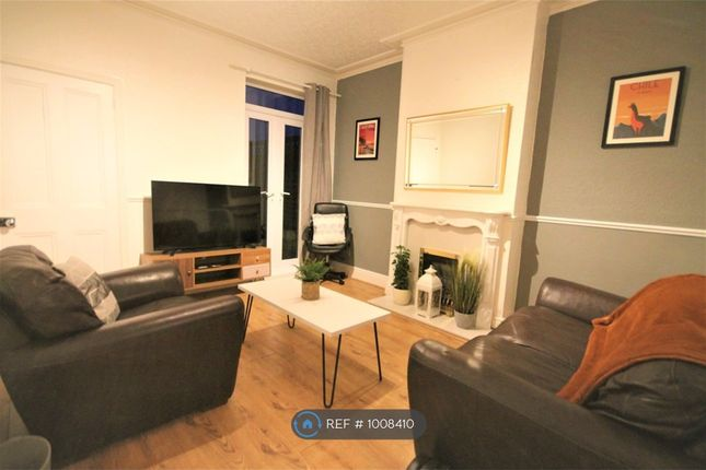 4 bed terraced house to rent in Stanley Street, Derby DE22