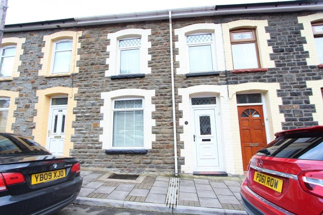 Thumbnail Terraced house for sale in Birchgrove Street -, Porth