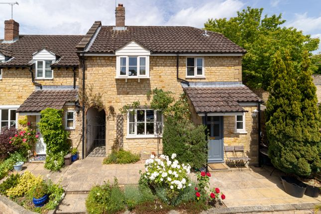 Thumbnail End terrace house for sale in Thornbank Court, Sherborne