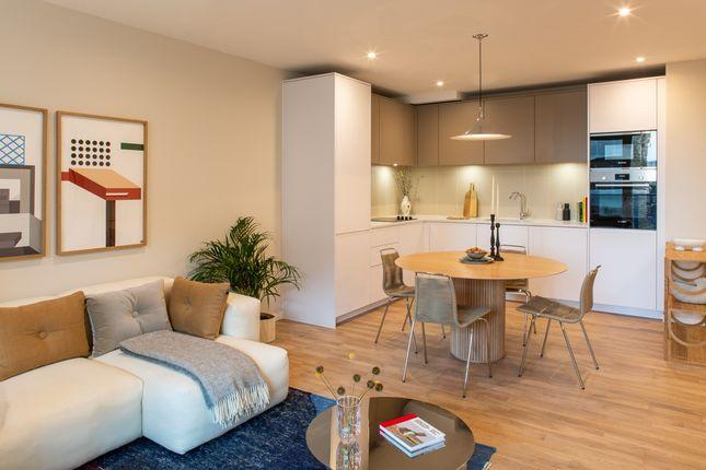 Kitchen of Meranti Apartments, Deptford Landings, Deptford SE8