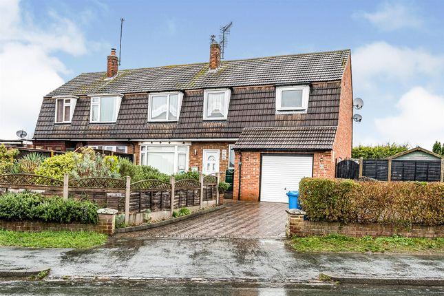 Thumbnail Semi-detached house for sale in Planks Lane, Wombourne, Wolverhampton