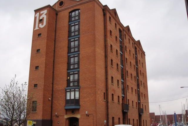 Thumbnail Flat for sale in Warehouse 13 Kingston Street, Hull
