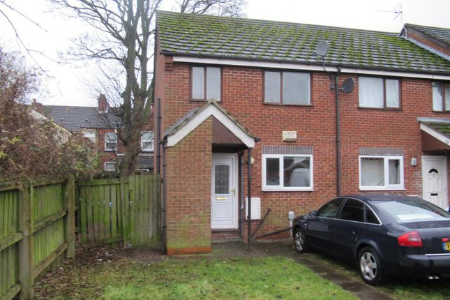 Thumbnail End terrace house for sale in Wesley Court, Coltman Street, Hull