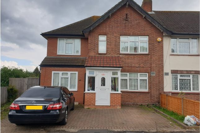 Thumbnail Detached house to rent in Beechwood Avenue, Hayes