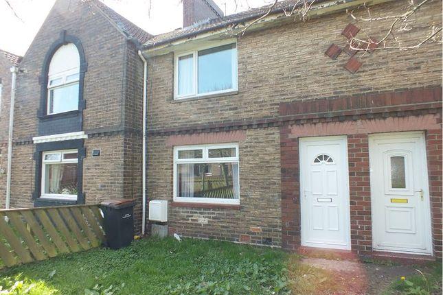 Thumbnail Terraced house to rent in Kelvin Gardens, Consett, Co Durham