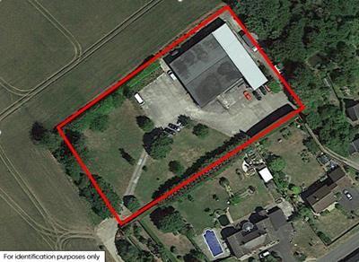 Thumbnail Light industrial for sale in Units 1 - 3, Hazel Stub, Haverhill, Suffolk