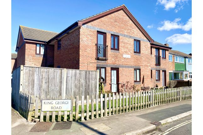 1 bed flat for sale in New Priory Gardens, Fareham PO16