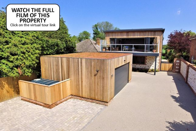 Thumbnail Detached house for sale in Peddars Way, Holme, Hunstanton