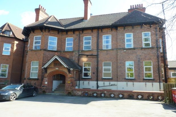 Thumbnail Flat to rent in The Oaklands, Devonshire Place, Oxton