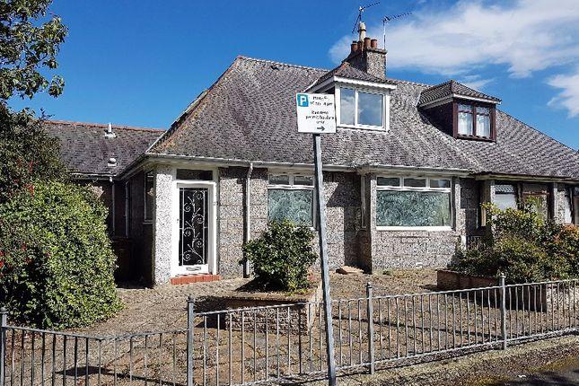 Thumbnail Semi-detached house to rent in Cairnaquheen Gardens, West End, Aberdeen