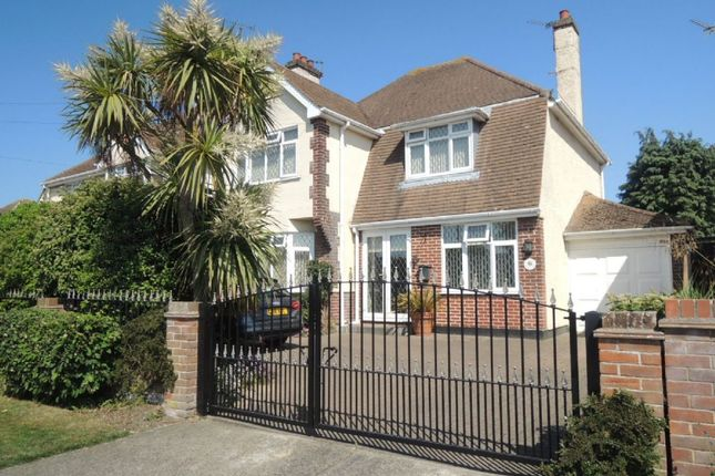 Thumbnail Detached house for sale in Boley Drive, Clacton-On-Sea