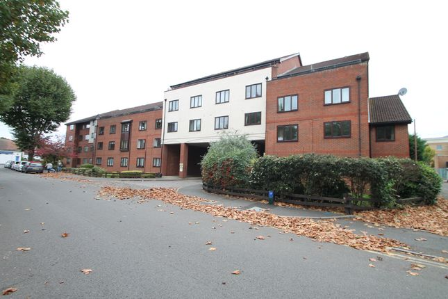 Thumbnail Flat to rent in Romana Court, Sidney Road, Staines