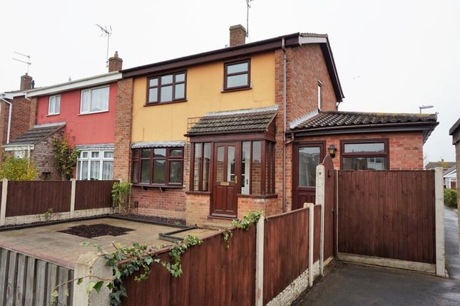 Thumbnail Semi-detached house to rent in The Mews, Gorleston, Great Yarmouth