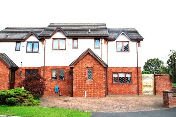 Thumbnail Semi-detached house to rent in Kenstone Close, Mold