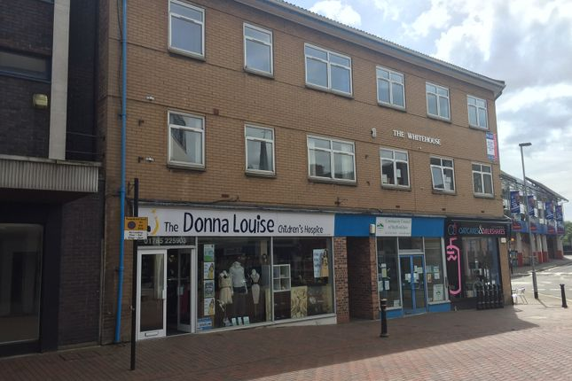 Office to let in Chapel Street, Stafford