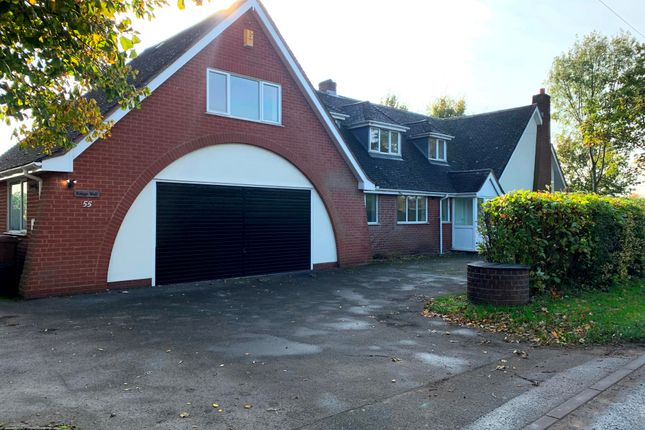 Thumbnail Property to rent in Lichfield Road, Kings Bromley, Burton-On-Trent