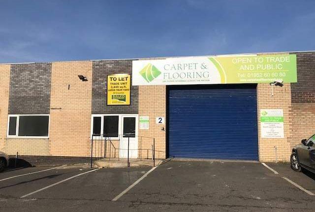 Thumbnail Light industrial to let in Unit 2 Kemberton Road, Halesfield 16