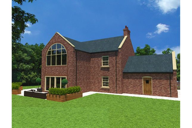 Thumbnail Detached house for sale in Butts Lane, Driffield