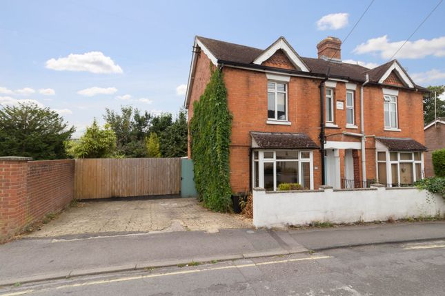 Thumbnail Semi-detached house for sale in Dene Road, Andover