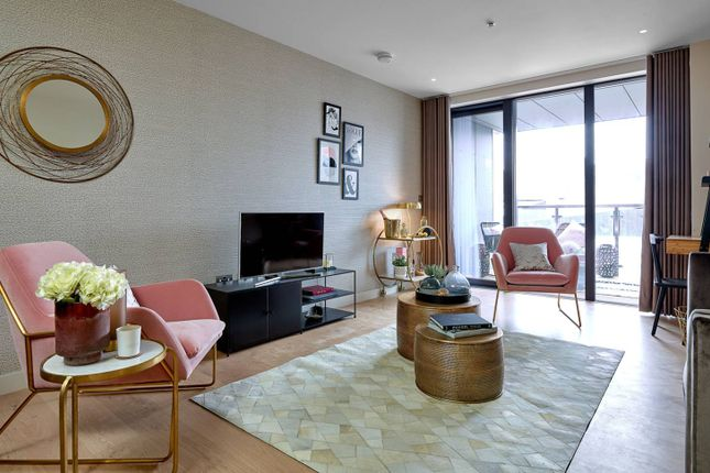 Thumbnail Flat for sale in Ebury Place, Pimlico