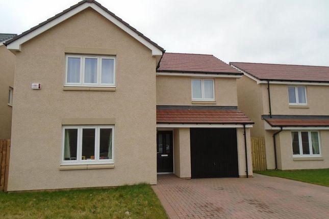 Thumbnail Detached house to rent in South Quarry Crescent, Gorebridge