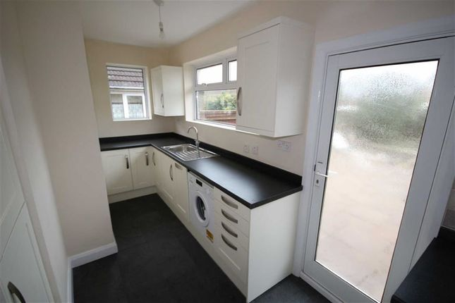 Thumbnail Semi-detached bungalow to rent in Berkeley Road, Wroughton, Swindon