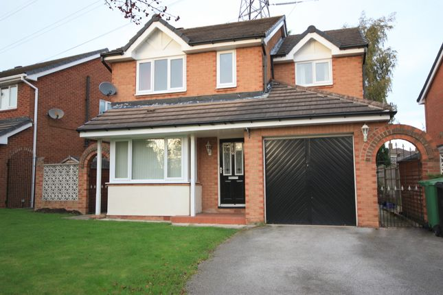 Thumbnail Detached house to rent in Hollins Beck Close, Kippax, Leeds