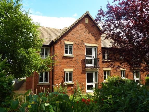Thumbnail Flat for sale in Mellor Lodge, Uttoxeter, Staffordshire